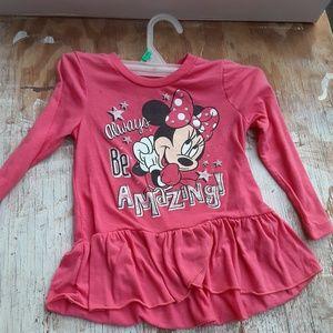 Disneys Miney Mouse size 6